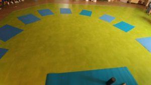 yoga en centre aéré lille