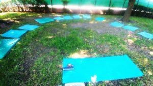 yoga enfants accueils de loisirs La Madeleine Lille Marcq en Baroeul / yoga crèches Lille