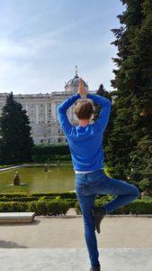 Cours de hatha-yoga sur Lille St Maurice Pellevoisin